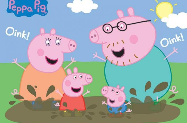 Ingles Com Videos 13 Peppa Pig Muddy Puddles Full Episode